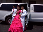 Quinceanera Stretch SUV Limousine