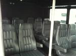 Shuttle Bus Interior
